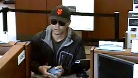 Mill Valley bank robbery suspect flees on bike, sought by police