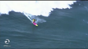 Bummer dude! Mavericks surf competition in Half Moon Bay nixed indefinitely