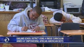 Oakland program empowers African American boys to success