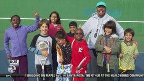 Operation Pride mentors inner-city kids through tennis