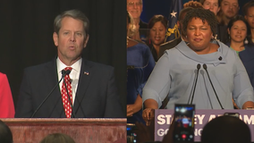 Brian Kemp declares victory; Stacey Abrams isn't conceding