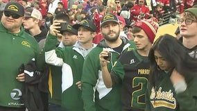 Paradise H.S. football team 49ers' guests of honor
