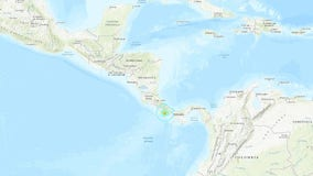 2 hurt as magnitude 6.1 earthquake shakes northern Panama