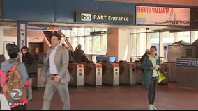 BART ridership down 50% on Friday