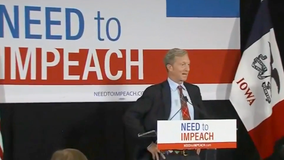 Presidential candidate Tom Steyer to open campaign office in Oakland