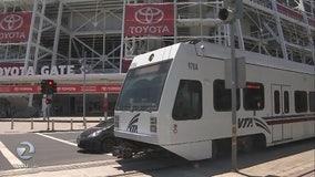VTA light rail service to resume full operations Saturday