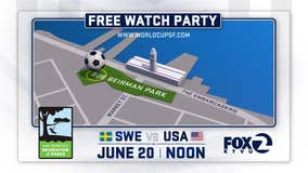 Women's World Cup watch parties