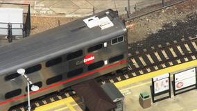 82-year-old man struck by Caltrain in Menlo Park has life-threatening injuries