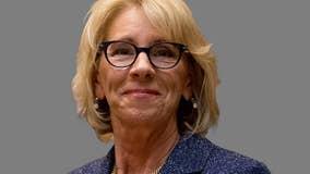 Education secretary DeVos slams 2020 candidates' higher ed plans
