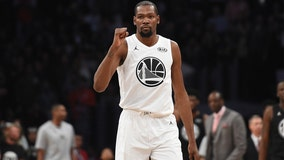 Kevin Durant reportedly tests positive for COVID-19