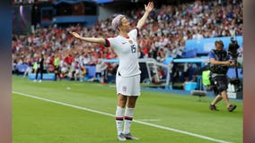 USWNT heads off to Women's World Cup semifinals after beating France 2-1
