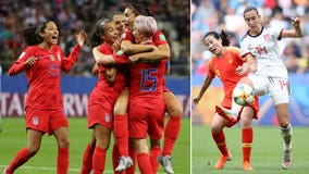 US Women's National Team set to go up against Spain in knockout round of Women's World Cup