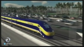 Letter warns of further delays for California bullet train