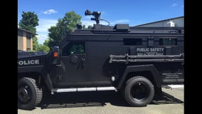 Oakland city council approves restricting purchases of militarized equipment