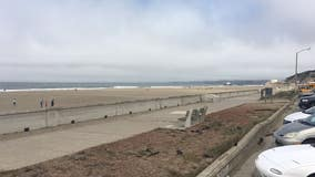 San Francisco Mayor says Ocean Beach parking lots closed after Burning Man celebration held Saturday