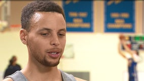 Warriors' Steph Curry won't be going to the Olympics
