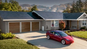 Tesla reboots its solar-panel business, offers rental plans