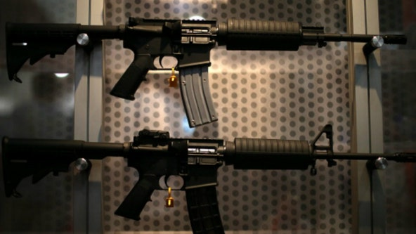 US military guns lost, stolen from California bases