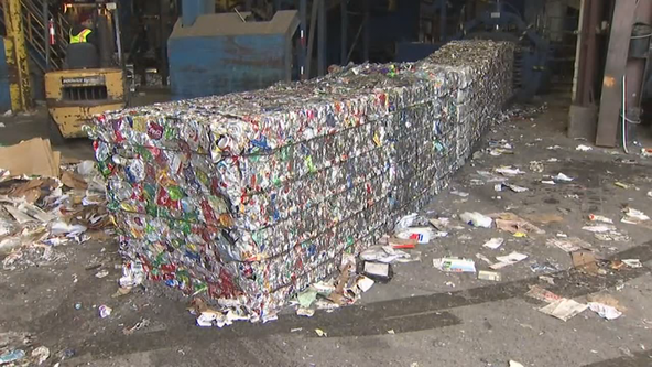Gov. Newsom signs bill by Ting to assist struggling recycling centers