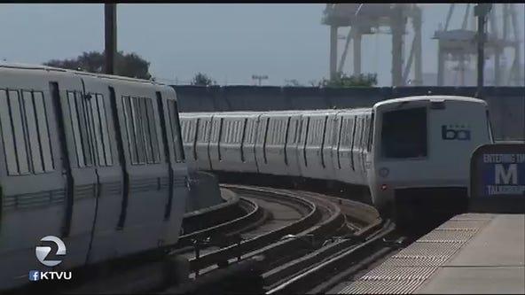 No BART service between Richmond, El Cerrito stations this weekend
