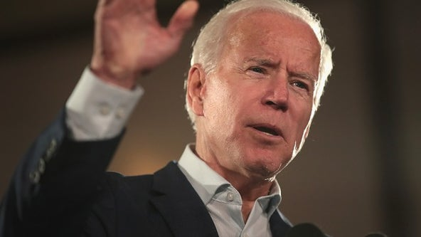 Former VP Biden, handful of other candidates make campaign stops in the Bay Area