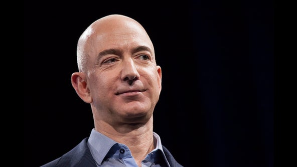 Jeff Bezos giving $10 billion to fight climate change