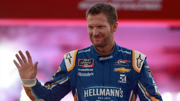 Dale Earnhardt Jr. alters approach to flying after scary plane crash