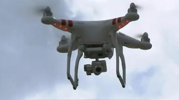 2 charged with using drone to fly drugs into California jail