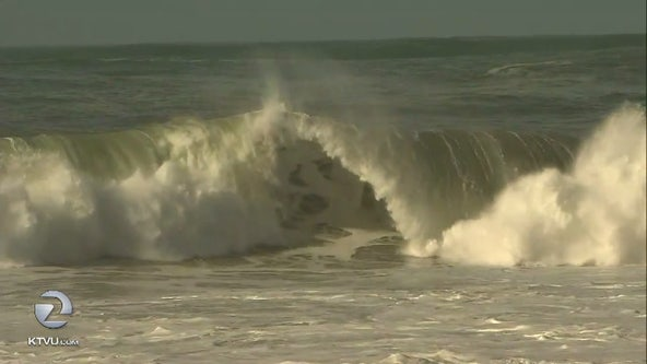 Bay Area beaches under beach hazard warning amid increased risk of rip currents, large shore breaks