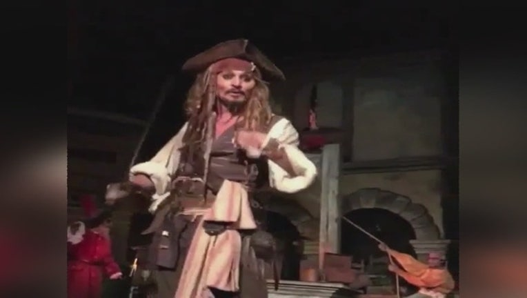 Johnny Depp surprises guests in costume on 'Pirates of the Caribbean' ride -407068.jpg