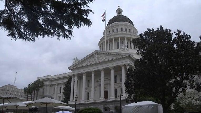 California Capitol Sacramento