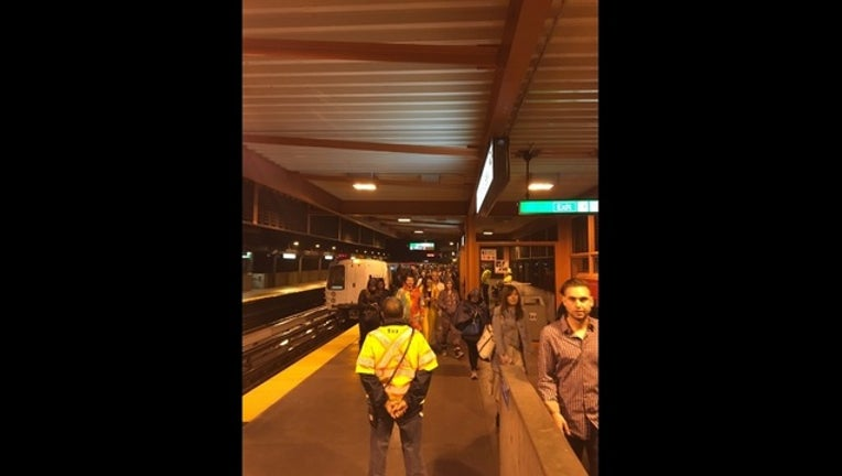 6af61415-BART Train Evacuated. Photo fromContra Costa County Fire.