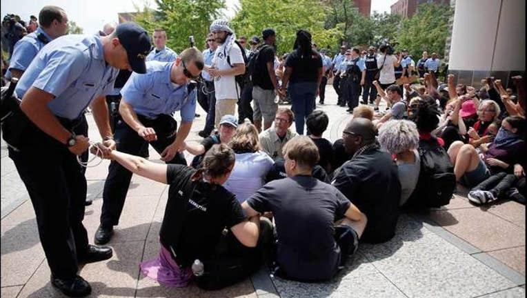 Ferguson-unrest