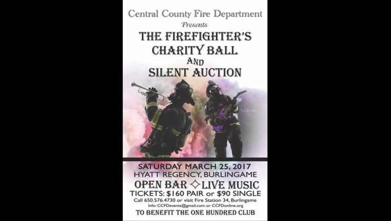 Central County Fire Department presents The Firefighter's Charity Ball and Silent Auction