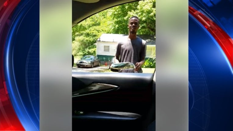 Ga. teacher surprises student with cap and gown after thinking he wouldn't graduate_1495477652001-404959.jpg