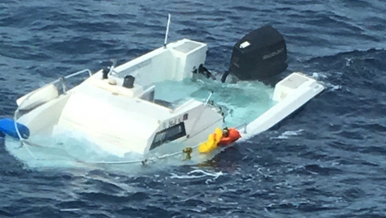 08735825-Man rescued after drifting in Atlantic Ocean for 16 days-404023