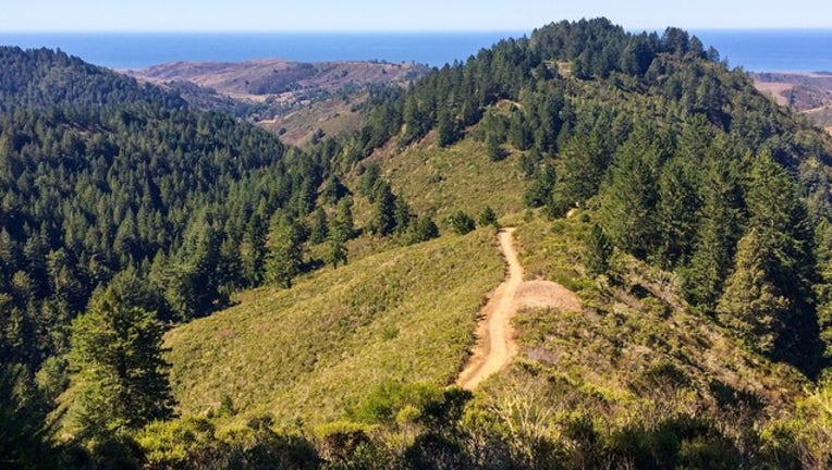7a5c1d2e-The transfer of 240 acres south of Half Moon Bay next month will be the final link in a vision to connect Santa Cruz forests to the ocean