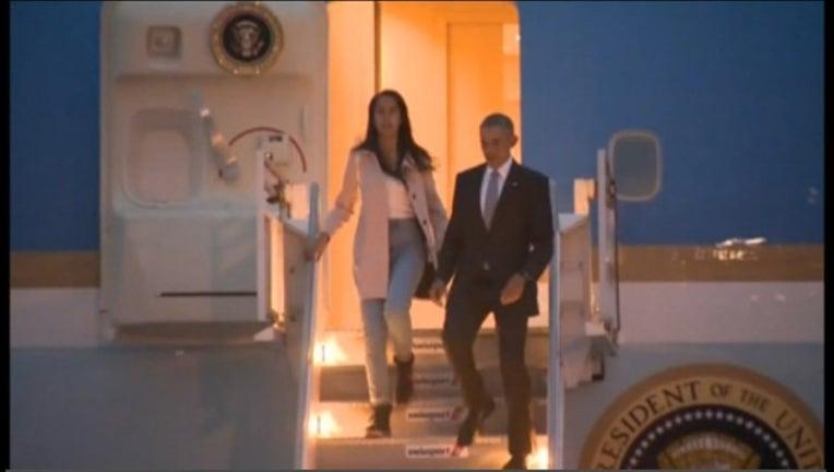President Obama's San Francisco visit