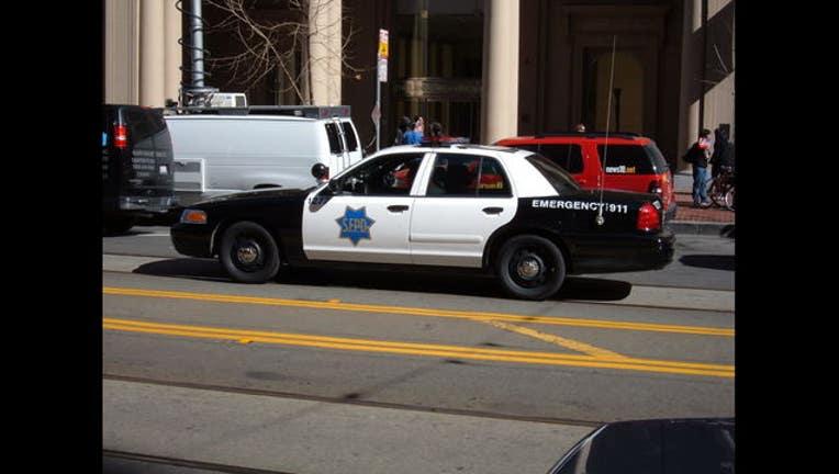 SF police car.JPG