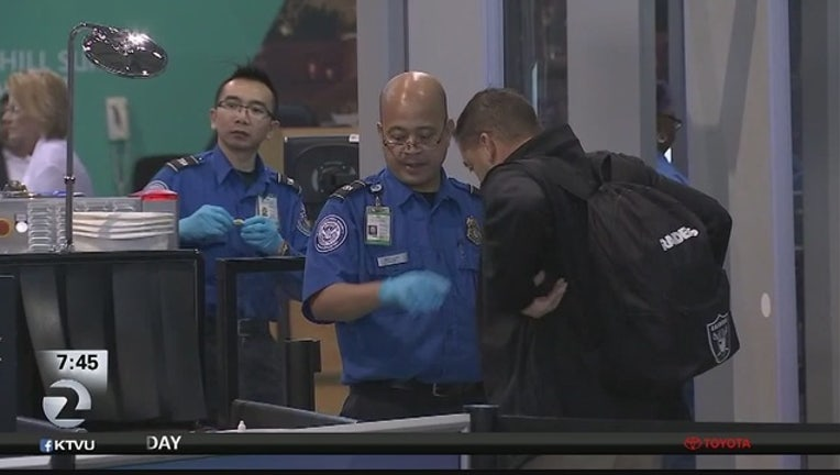 Bay Area TSA workers prepping to aid irma