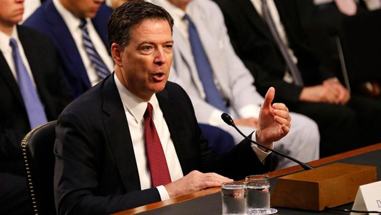James Comey - Former FBI Director-401720
