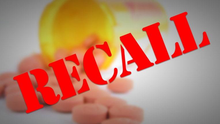 Pills recall generic-401720-401720