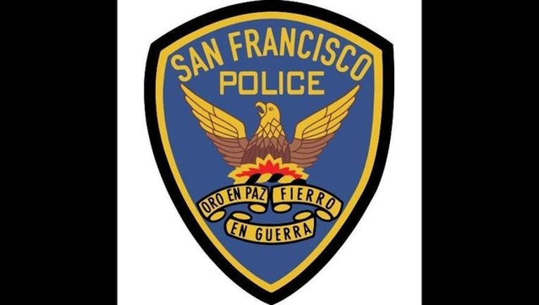 SFPD badge (file)
