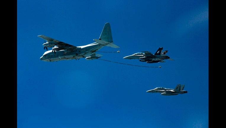 Japan US Military Plane Crash_1544068275092