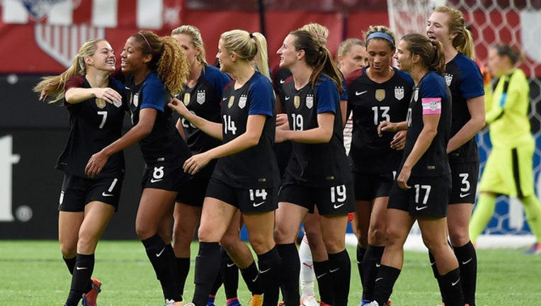 GETTY USA women's soccer 030819-401720