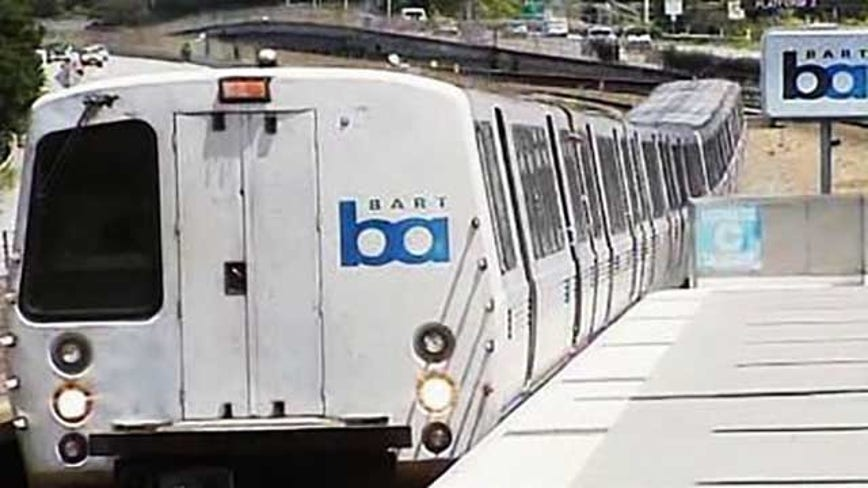 No transbay BART service, train stopped in tube due to equipment problem