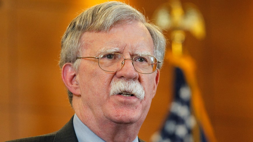 Report: Bolton says Trump tied Ukraine funds to Biden probe