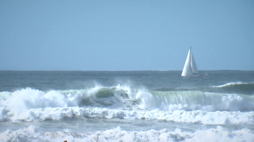 High surf advisory issued for entire Bay Area coastline