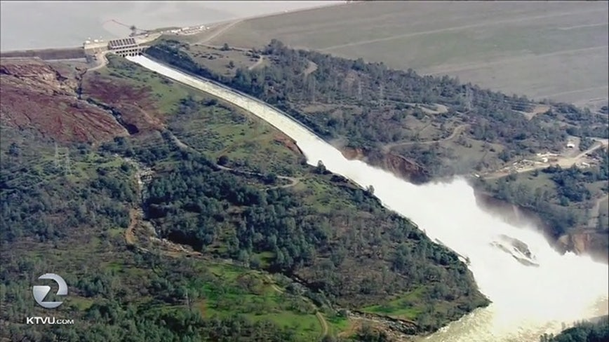 Trump administration unveils new water rules for California