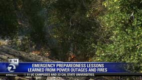 Interview on Emergency Preparedness